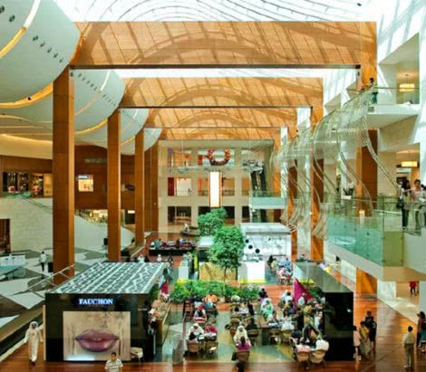Blog Post Light Is The Theme Mall Yesterday And Today Jeff Gunning Shares Research History His Opinion On Natural In Retail Sector