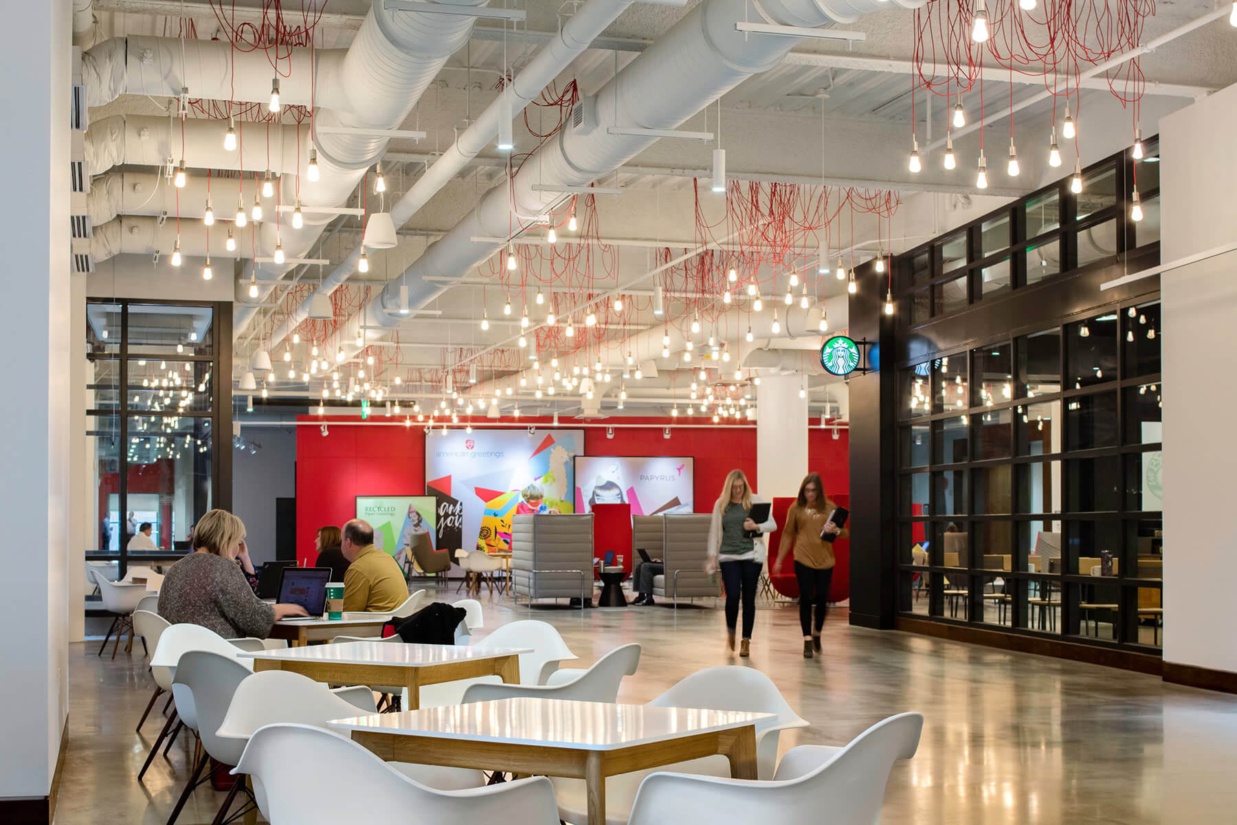 Callisonrtkl Designed American Greetings Headquarters Wins Aia Honor