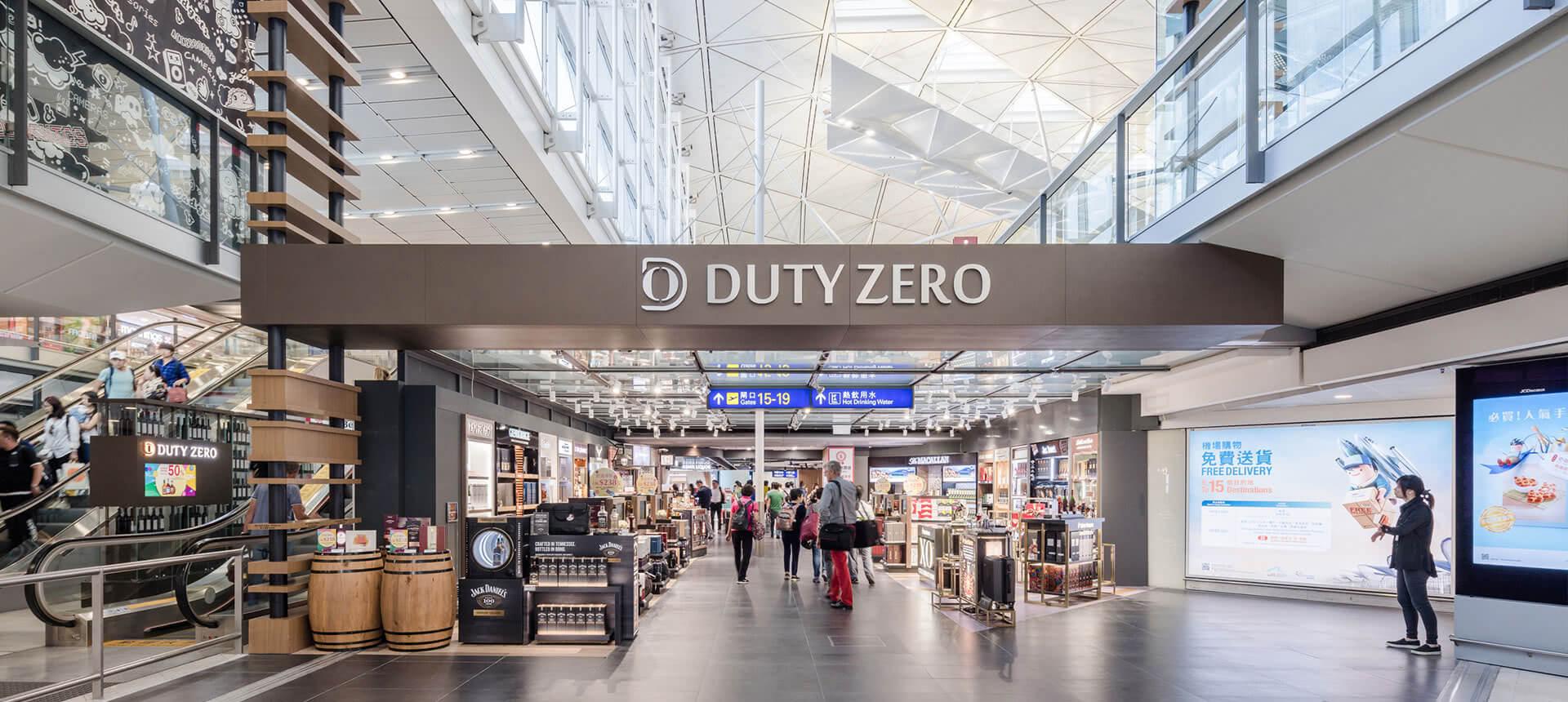 Duty Zero Hong Kong 8
