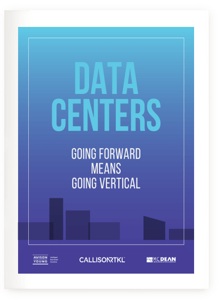Vertical Data Centers