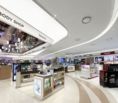 Shilla Duty Free Incheon Airport