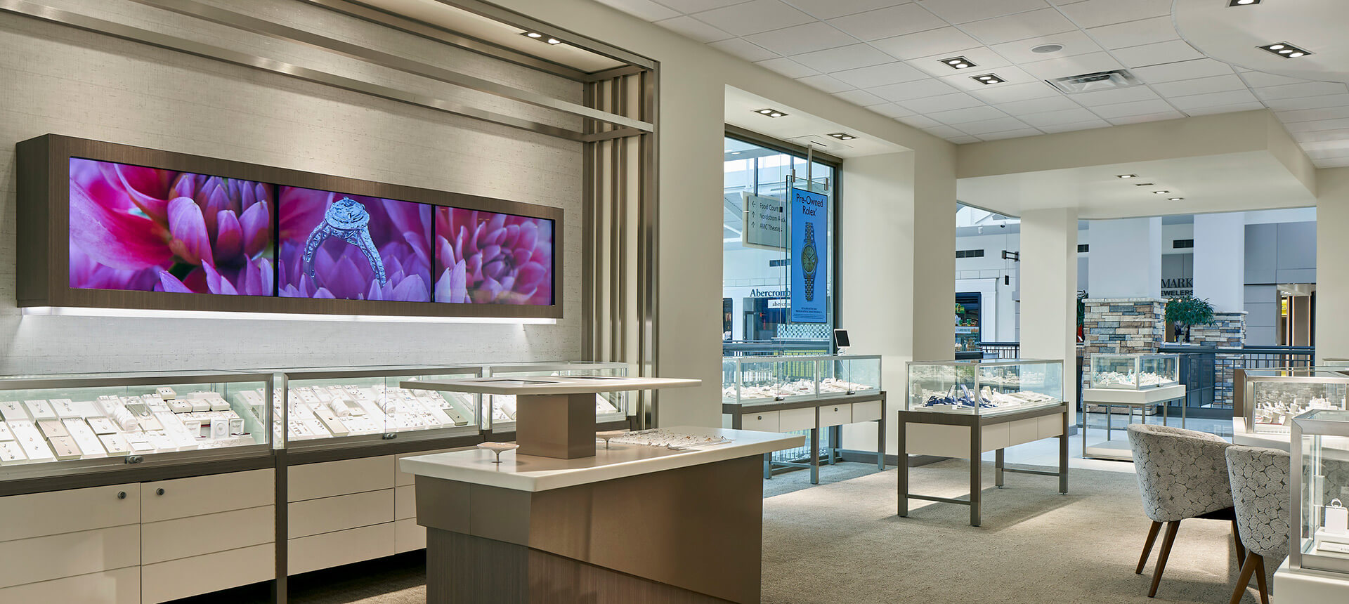 Helzberg Diamonds Store interior