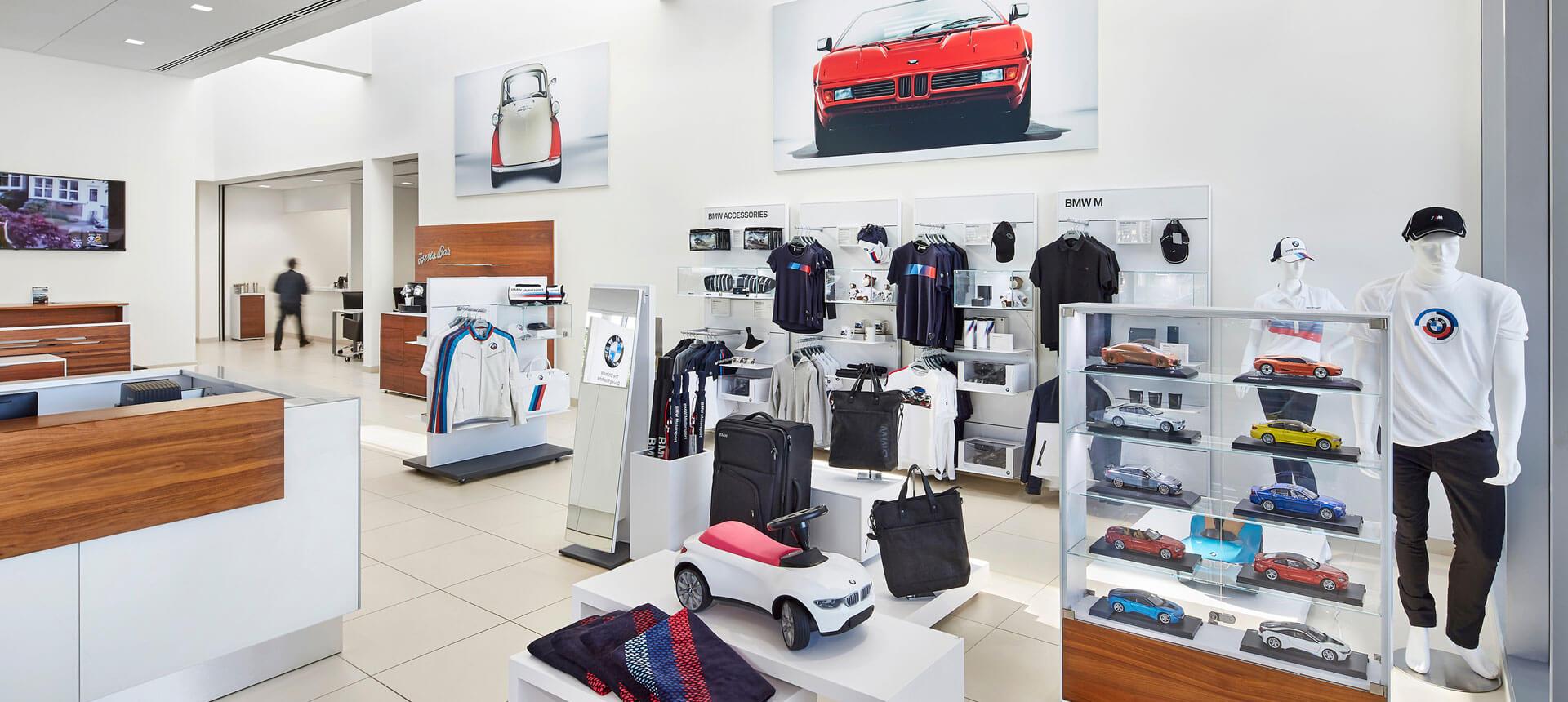 Habberstad BMW Huntington Station, New York Shop