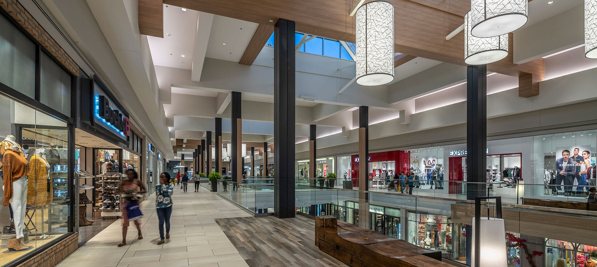 Rosedale Minesota Indoor Shopping Mall