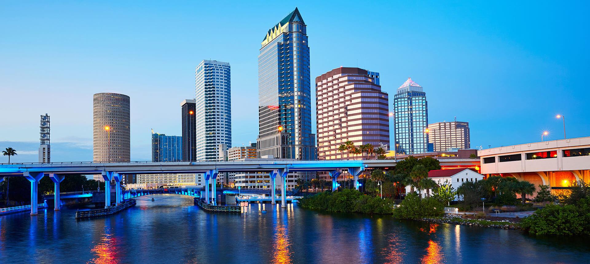 Tampa, FL Skyline CRTKL