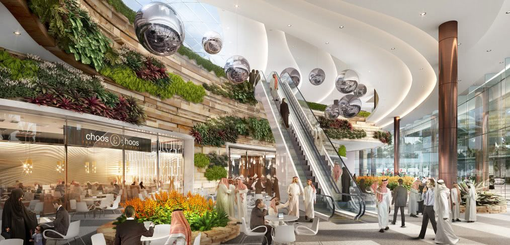 Seeing Green Biophilia And Retail Are A Natural Fit You